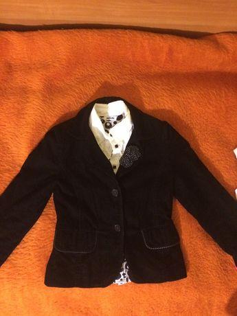 Продам чёрный фирменный пиджак