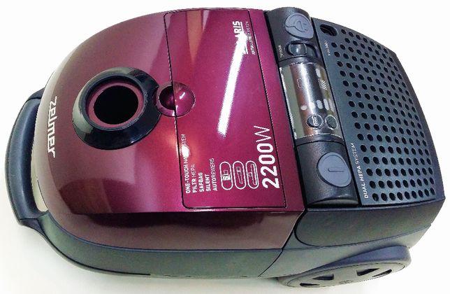 Odkurzacz Zelmer Solaris 2200W, model 5000 workowy HEPA13 NOWY SILNIK