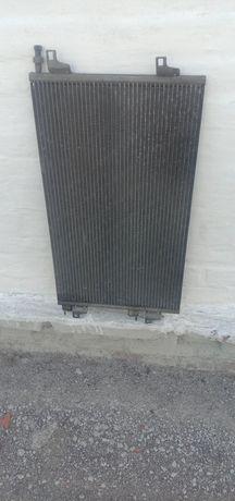Радиатор кондиционера Рено Лагуна 2
