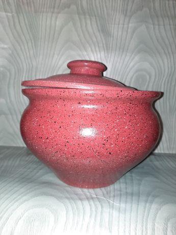 Гранитная посуда
