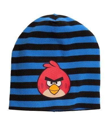 h&m czapka ANGRY BIRDS roz 110/128