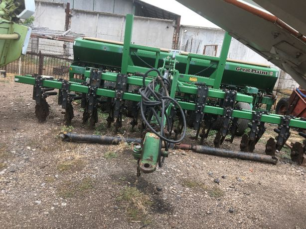 Сеялка зерновая Great Plains CPH-2094