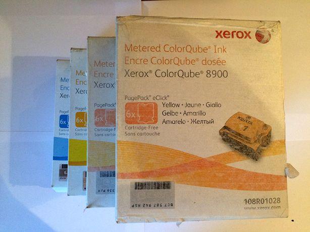 Tinta sólida Xerox ColorQube