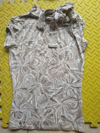 Orsay 36 S krótki rękaw półgolf bluzka GRATIS