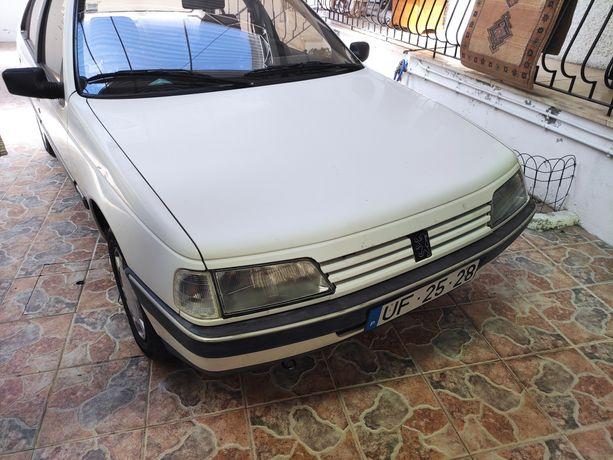 Peugeot 405 gr carro