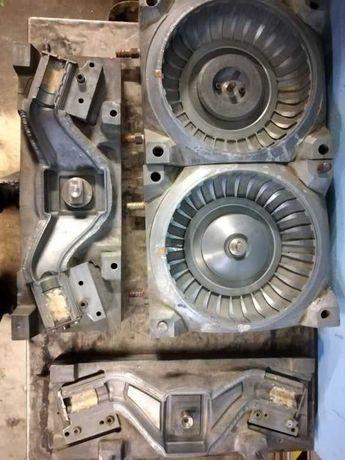 FORMY do produkcji - motor trójkołowy