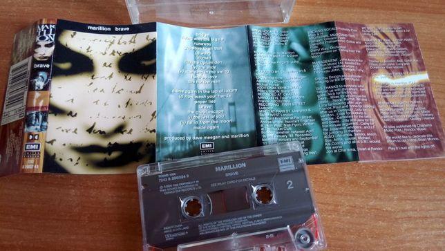 Marillion – Brave , 1994 , KASETA MAGNETOFONOWA