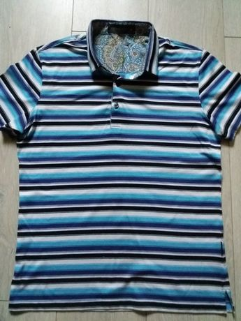 футболка Etro летняя Columbia