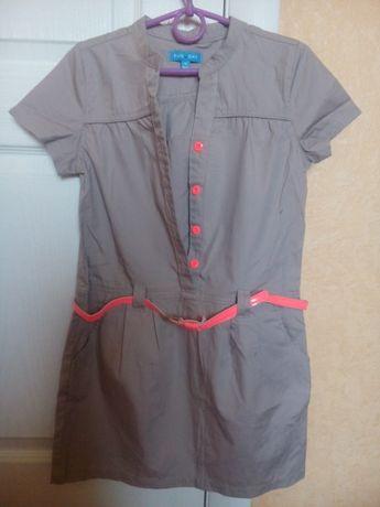 Фирменное платье для девочки Fun Day