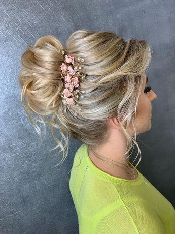 Ozdoba do włosów ślub wesele