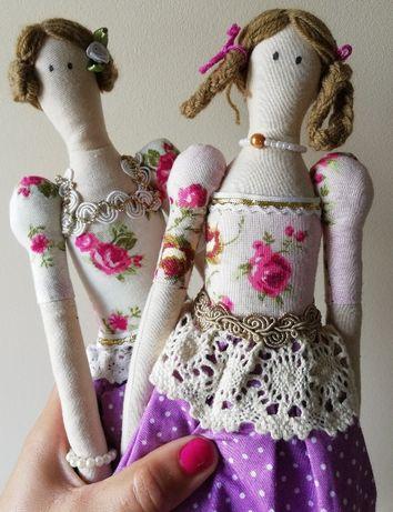 Ręcznie wykonane lalki. Oryginalne :)