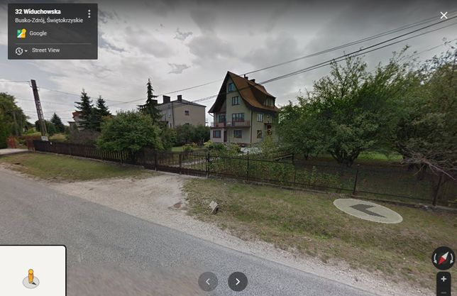 Dom wolnostojący w Busku-Zdroju