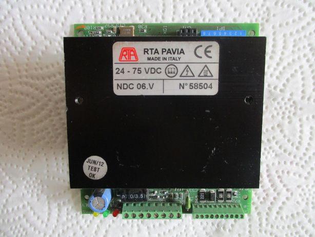 2 Cartas controle eixos RTA PAVIA NDC06