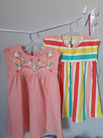 Sukienka sukieneczki C&A 68