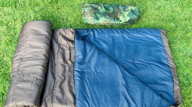 Спальный мешок/спальник/одеяло весна/лето/летний в палатку на каремат