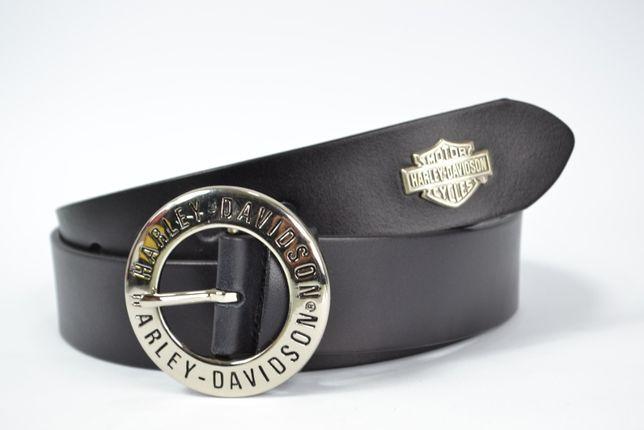 Pasek skórzany Harley Davidson różne rozmiary