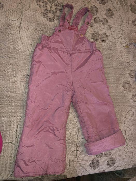 Комбинезон, штаны теплые Запорожье - изображение 1