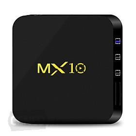 TV Box Mx10 GB Ram DDR4 32GB