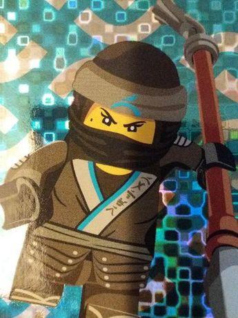 Naklejki Lego Ninjago Movie. Wyprzedaż.