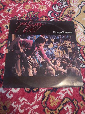 Płyta winylowa Joan Baez Europa Tournee