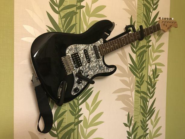 Gitara - rozbudowany stratocaster