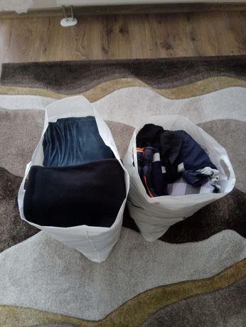 Duża paka ubrań
