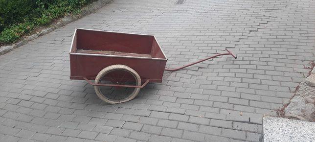 wózek działkowy - ogrodniczy