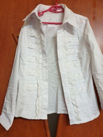 Продам блузку на рост 130-134