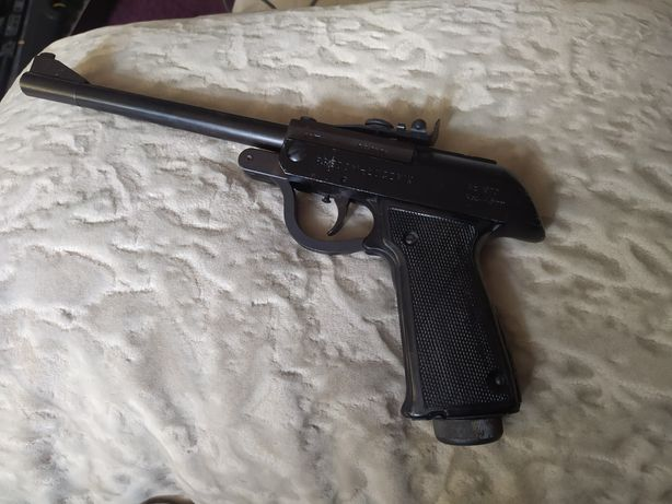 Wiatrówka Łucznik wz 70 pistolet nie pcp