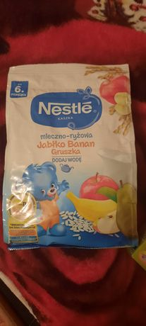 Каша Nestle з 6 місяців