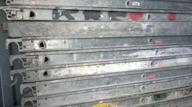 Wynajem rusztowań aluminiowych