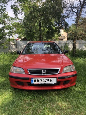Honda Civic mb v-tec