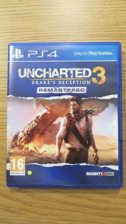 Uncharted 3 jogo Ps4