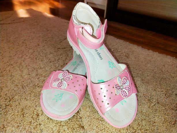 Босоножки Lilin shoes на девочку 8-11 лет, р.35