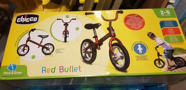 Rower pchacz chicco nowy