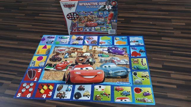 Puzzle auta