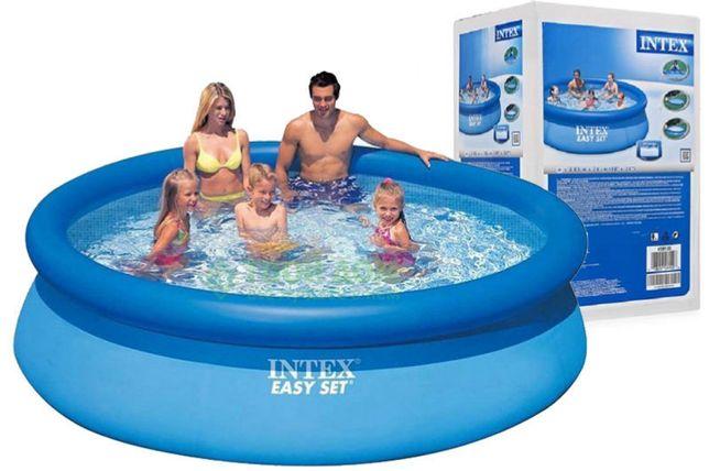 Надувной бассейн Intex 28120, 305 х 76 см басейн надувной