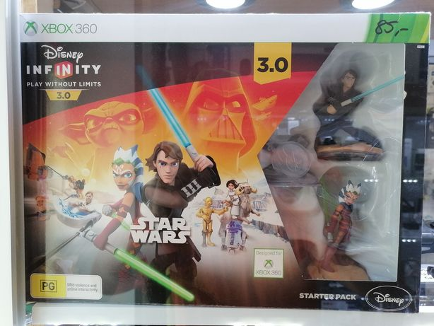 Gra z figurkami Xbox 360