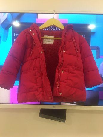 Продам куртку детскую, зима