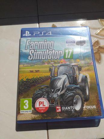 farming symulator 17 ps4