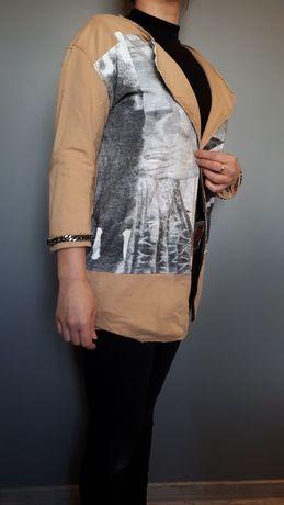 Bluzka rozpinana xl