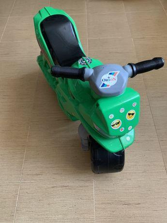Мотоцикл - толокар Orion