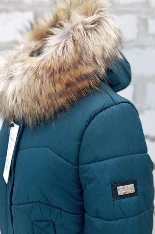 Розпродаж Жіноча зимова куртка-пальто