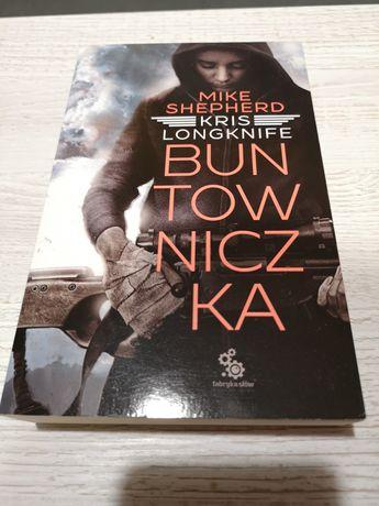 Buntowniczka. Kris Longknife - Mike Shepherd - książka nowa