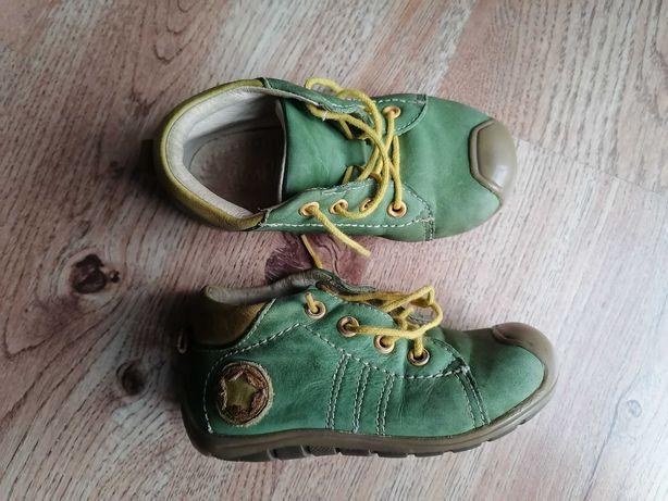 Buty chłopięce skórzane rozm 23