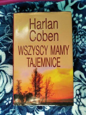 """Wszyscy mamy tajemnice"" Harlan Coben"