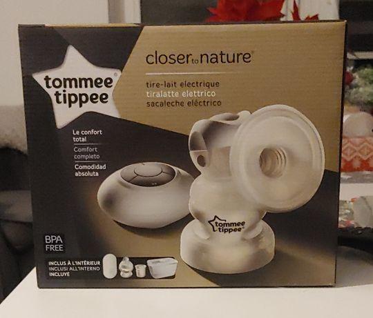 Nowy, nieużywany, nieotwierany laktator elektryczny Tommee Teppee