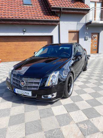 Cadillac CTS 2013 rok,Jedyny taki w Kraju.Stan Idealny.Możliwa Zamiana