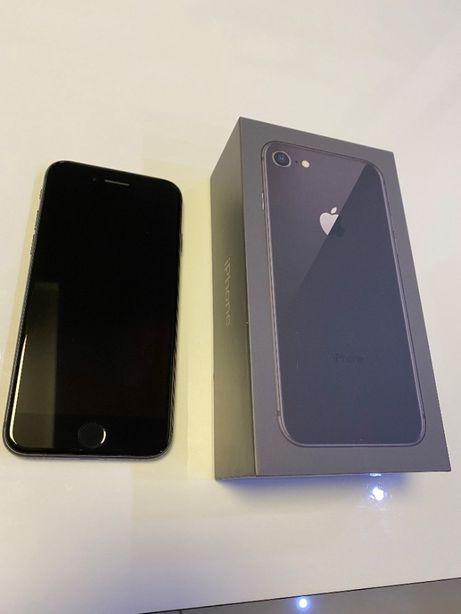 Apple iPhone 8 64GB Space Grey stan bardzo dobry