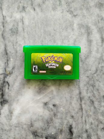 Jogo Pokémon Leaf Green